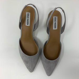 Steve Madden mule heels